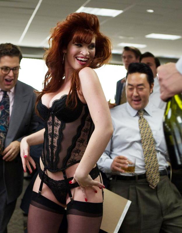 sexo en Wall Street